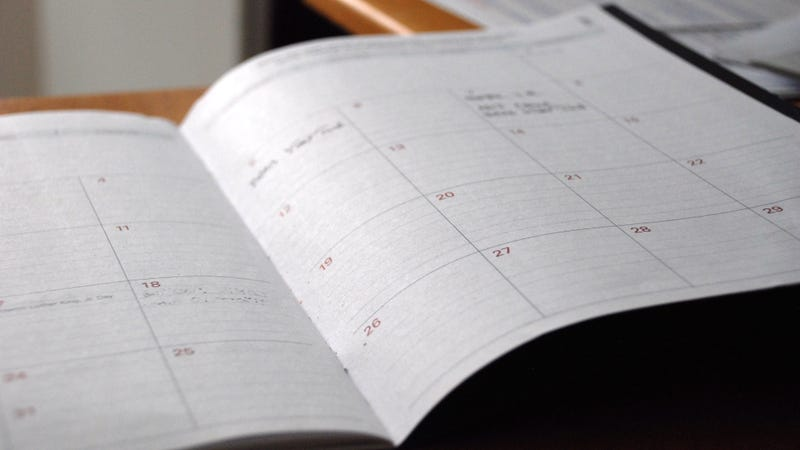 Illustration for article titled This Extension Lets You Hide Wasted Hours in Google Calendar's Redesign