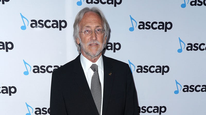 """Illustration for article titled Recording academy president who told women to """"step up"""" is stepping down"""
