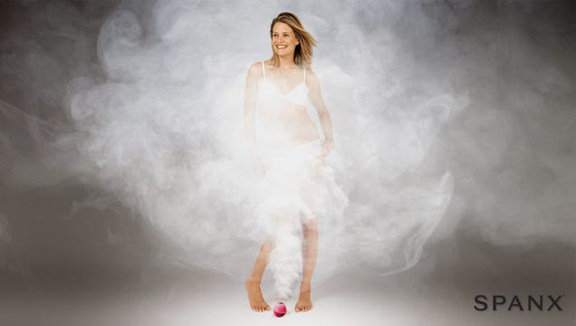Spanx Introduces New Line Of Smoke Bombs For Concealing Unwanted Bumps And Bulges