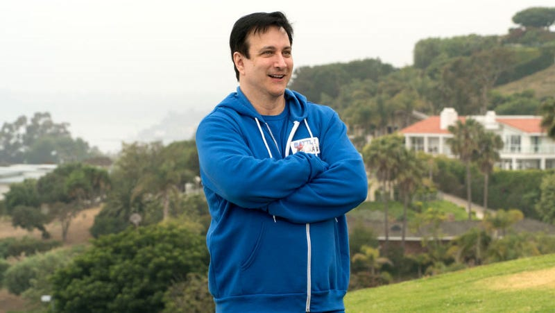 Bronson Pinchot in ABC'S Battle Of The Network Stars