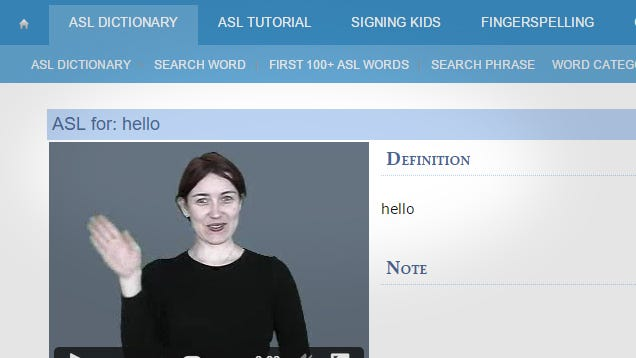Start ASL - Learn American Sign Language