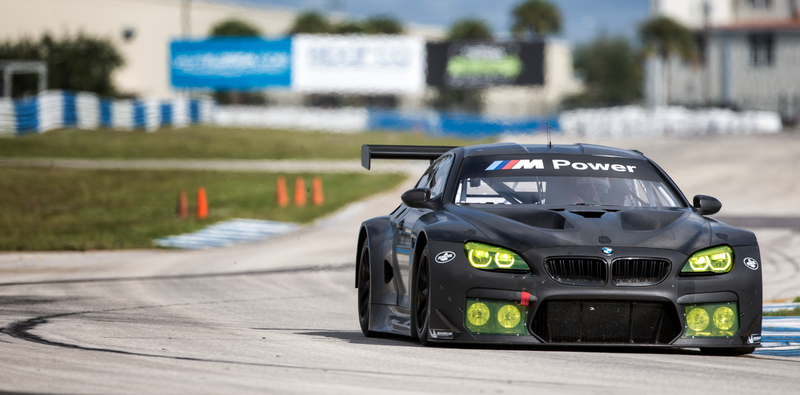 Illustration for article titled The BMW M6 GTLM Is The Grim Reaper Of Endurance Racers