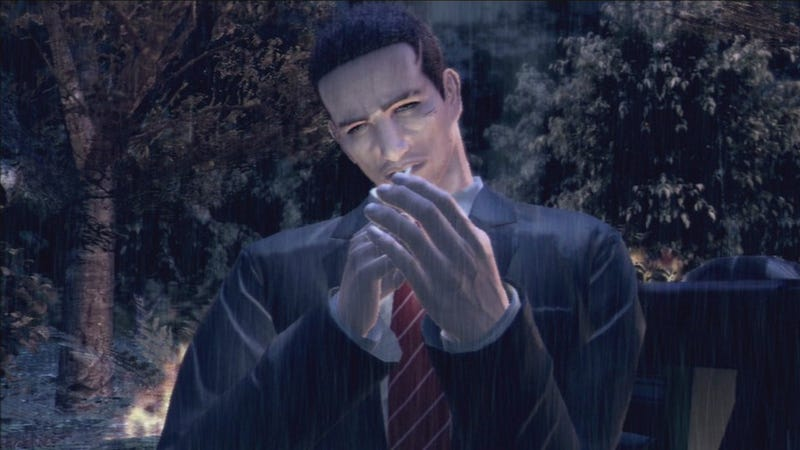 Illustration for article titled Deadly Premonition: The Director's Cut Is The Same Weirdly Wonderful Game, Minus A Few Rough Edges