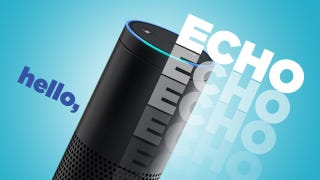 Illustration for article titled Amazon's Echo Might Be Its Most Important Product In Years