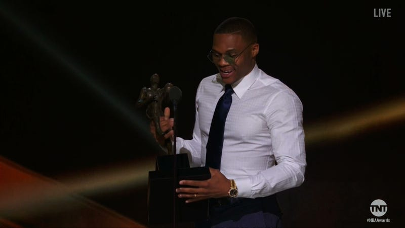 Russell Westbrook Is The MVP