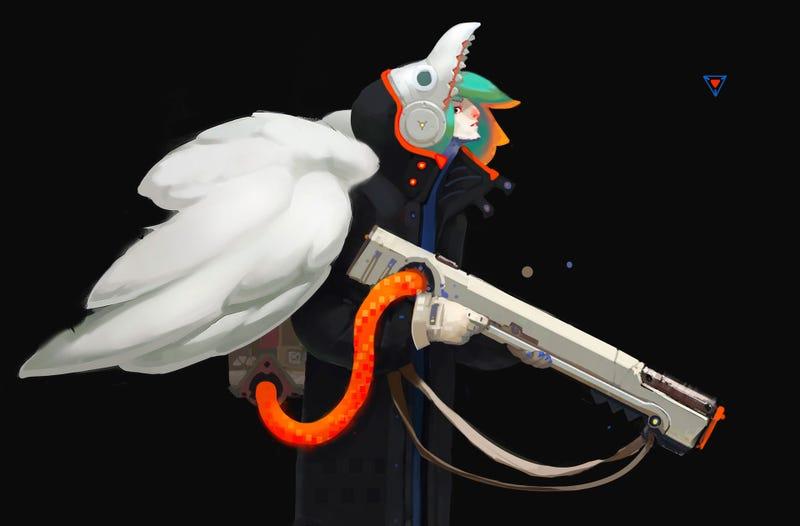 Illustration for article titled Nice Hat. Nice Gun.