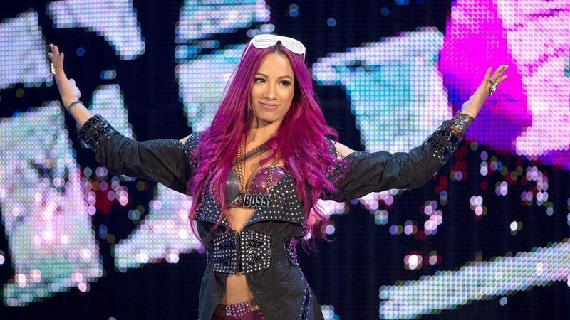 Illustration for article titled Sasha Banks And Luke Harper Are Emblematic Of WWE's Talent Mismanagement