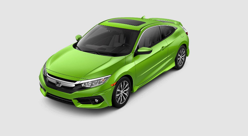 Illustration for article titled If you DON'T get the new Civic in this color, don't even speak to me.