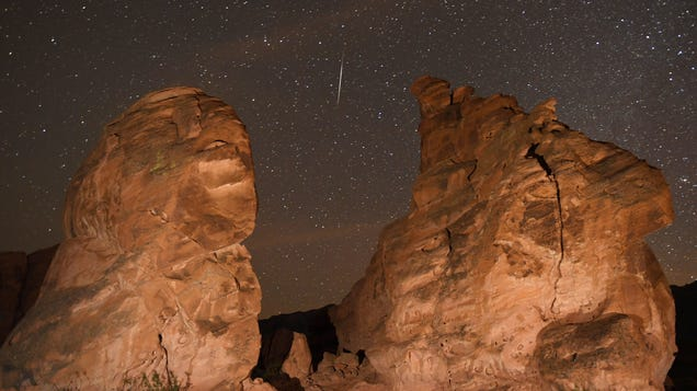 How to Watch the Lyrid Meteor Shower Monday Night