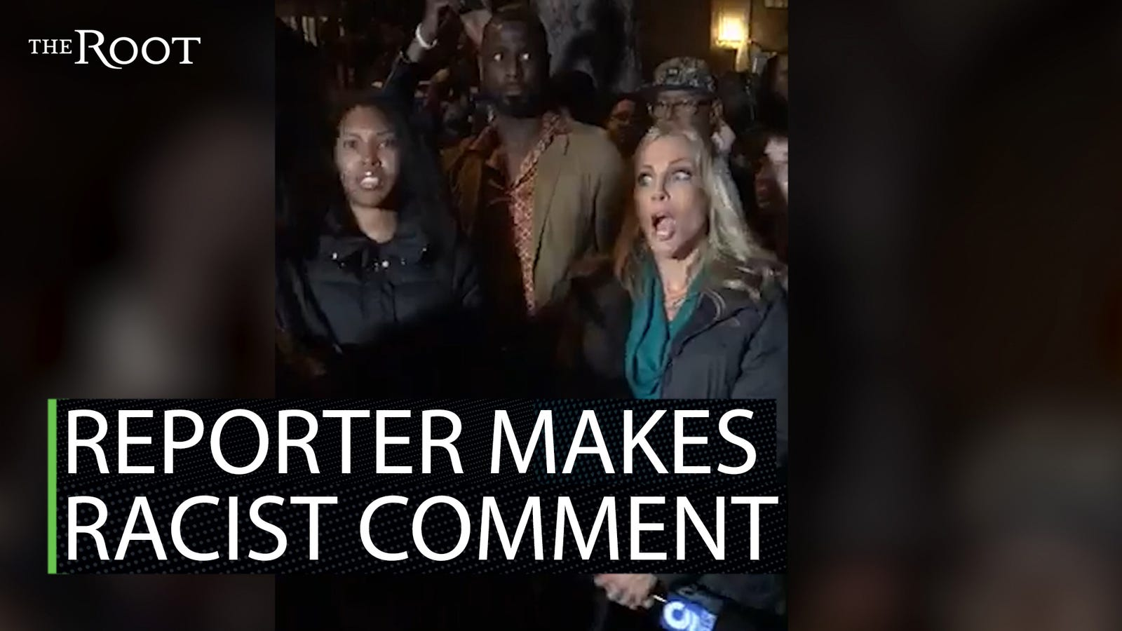 KTLA Reporter Tells Black Activists They Are the Reason