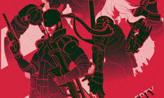 Illustration for article titled Damn Gurl, Those Are Some Classy Metal Gear Solid Prints