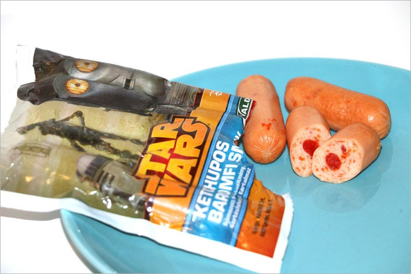Illustration for article titled Star Wars Merchandising Is Even More Absurd Outside the US