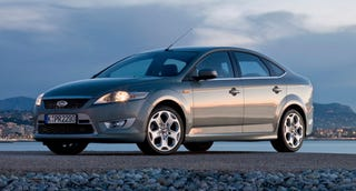 Illustration for article titled Ford Mondeo Titanium Gets That X Factor