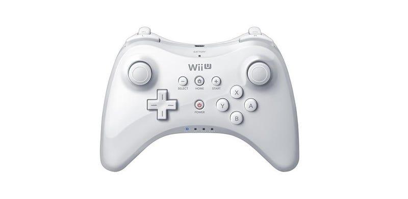 Illustration for article titled [GONE] Just $25 Scores a Nintendo Pro Controller for Wii U