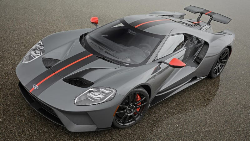 Ilration For Article Led The 2019 Ford Gt Carbon Series Makes Even Lighter And