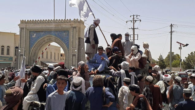 The Taliban Is Silicon Valley s New Big Problem