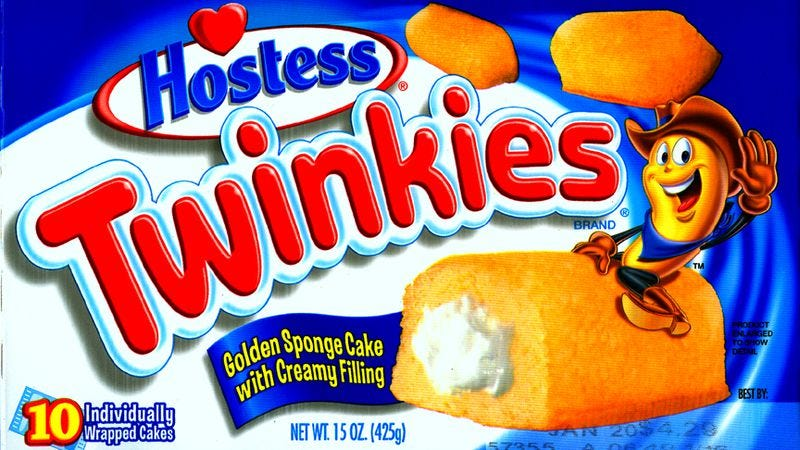 Illustration for article titled Hostess is dying, but its commercials will live forever (just like Twinkies)