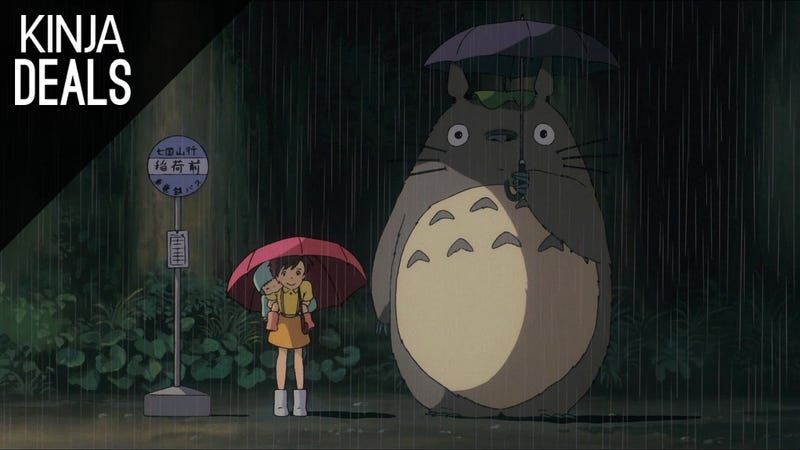 Illustration for article titled Today's Best Media Deals: Studio Ghibli, $5 Director's Cuts, and More