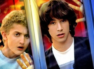Illustration for article titled Bill and Ted are back!