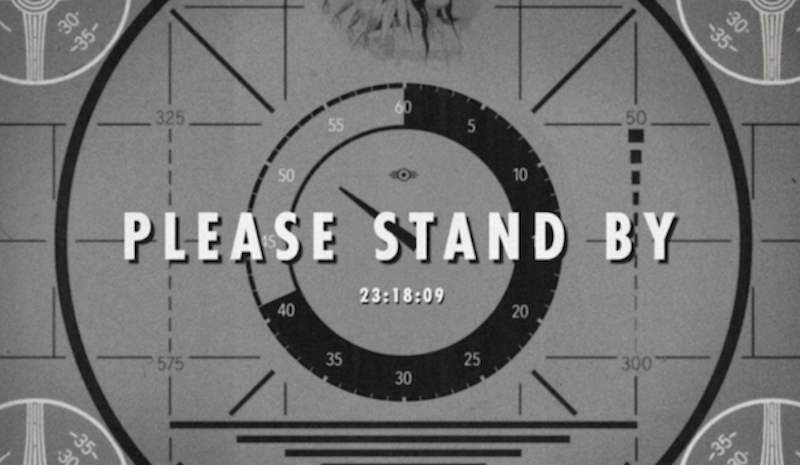 Illustration for article titled The Fallout 4 Announcement Has Begun [UPDATE: Announced]