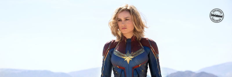 Captain Marvel Has Finally Landed