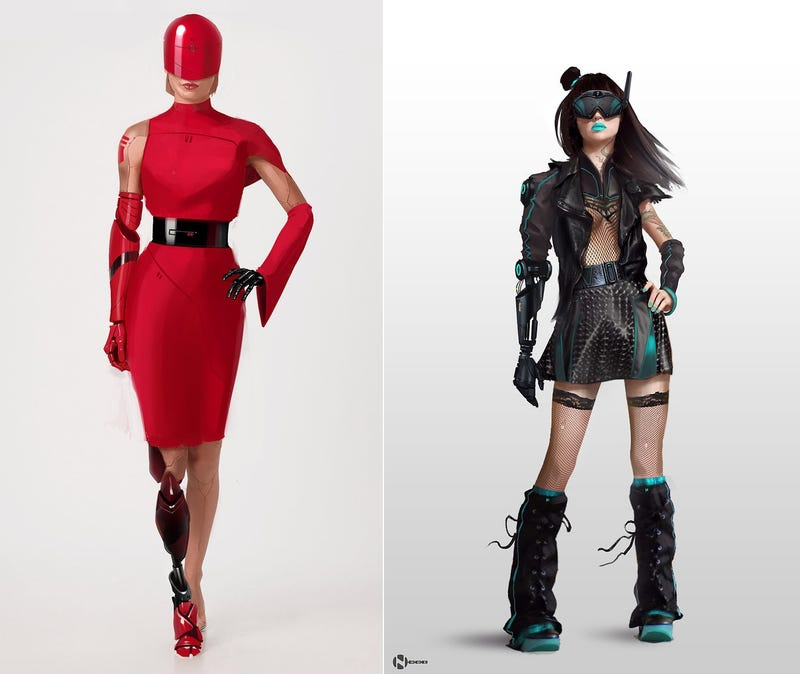 Cyberpunk Clothes Online
