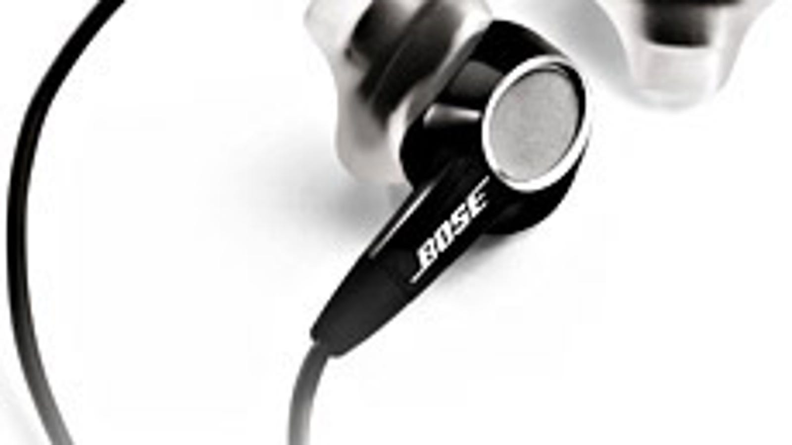 earphones wired bose