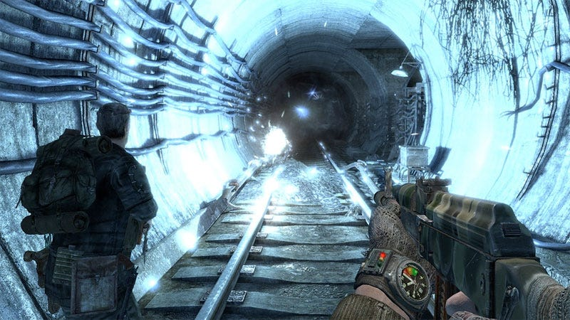 Illustration for article titled Metro 2034 Obviously The Sequel To Metro 2033, But Now In 3D