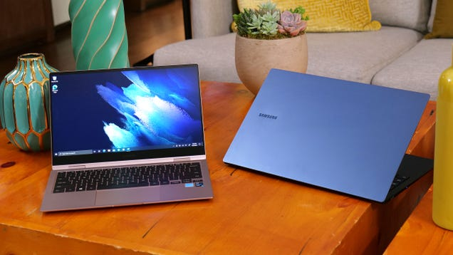 Samsung s New Galaxy Book Pros Are Super Thin and Feature-Packed