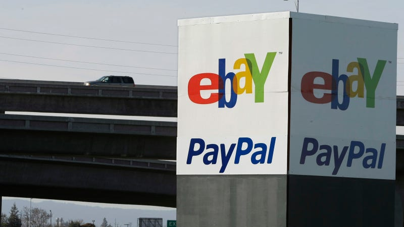 Ebay Mastercard Login >> Ebay Is Finally Breaking It Off With Paypal Which Is Doing Just