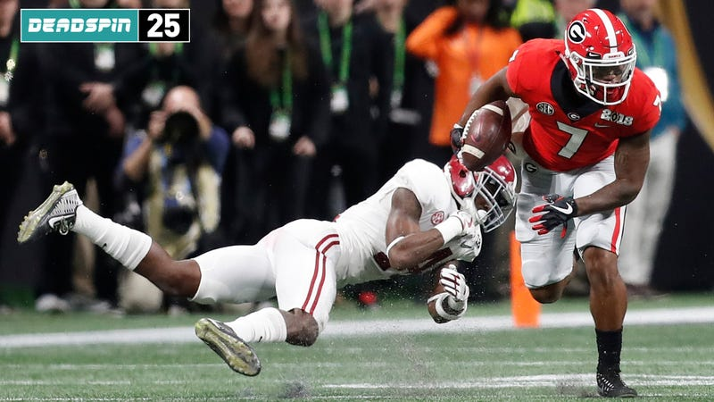 Illustration for article titled Even Without Nick Chubb,Georgia Is Going To Run The SEC Into The Dirt
