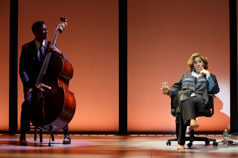 Marcus Shelby and Anna Deavere Smith in Notes From the FieldJoan Marcus
