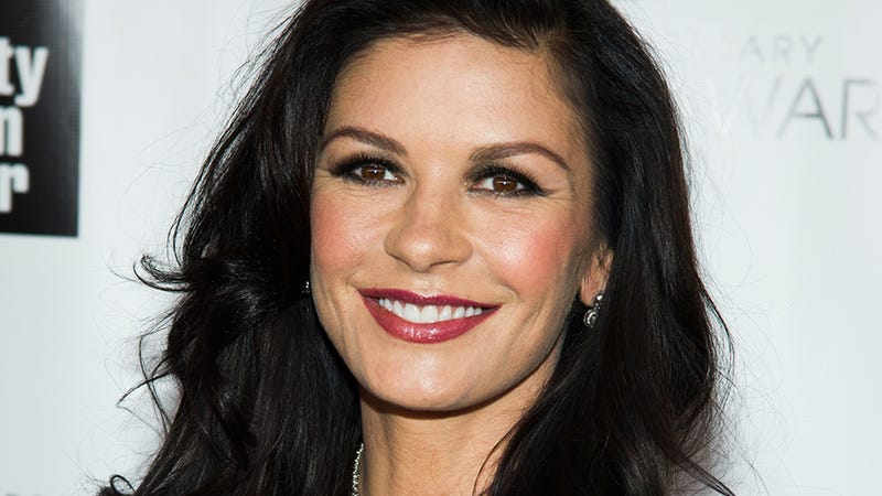 Illustration for article titled Catherine Zeta-Jones Is Back in the Hospital for Bipolar Disorder