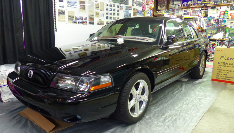 This Couple Is Selling A MintCondition 2003 Mercury Marauder With