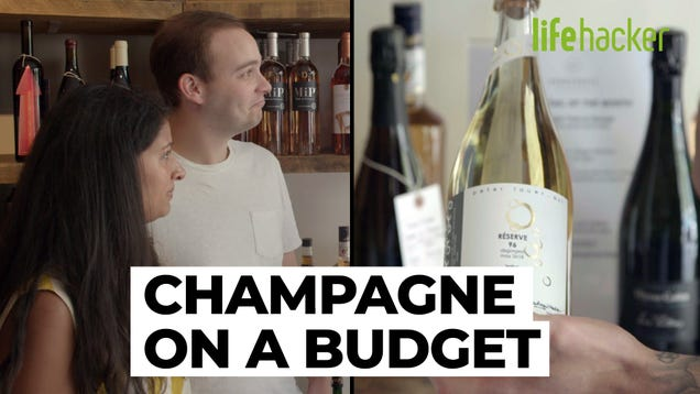 How to Buy Champagne on a Light Beer Budget