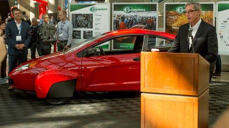 Elio Motors Shelves Plan To Raise 100 Million On Wall