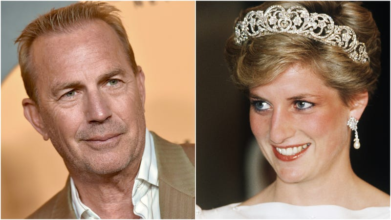 Illustration for article titled Kevin Costner says Princess Diana wanted to be in The Bodyguard 2