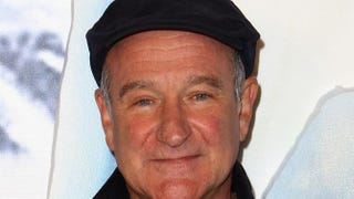 Comedian Robin Williams in 2011Ryan Pierse/Getty Images