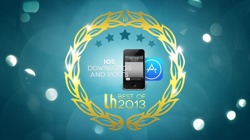 Most Popular iPhone Downloads and Posts of 2013