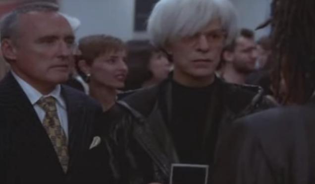 Bowie Was the Best Warhol