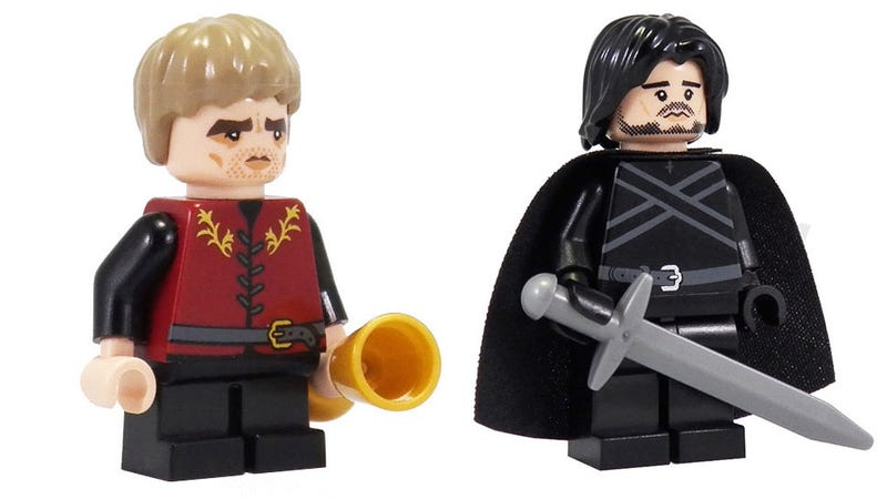 Illustration for article titled Game Of Thrones LEGO Needs To Happen Right This Instant