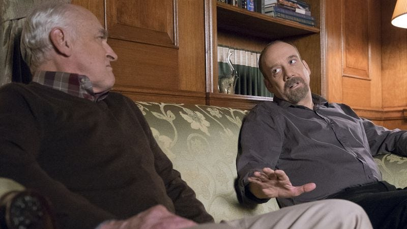 Jeffrey DeMunn, Paul Giamatti/Showtime