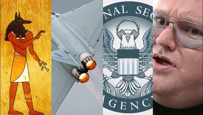 Viajes suicida, espionaje y dioses egipcios, lo mejor de la semana
