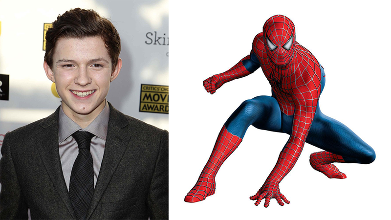 Illustration for article titled This Is Marvel's New Movie Spider-Man