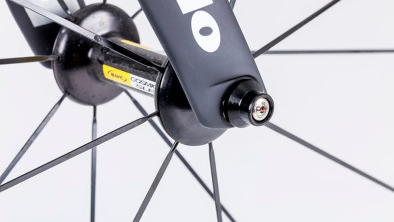 Illustration for article titled These Tiny Magnets Could Stop People Stealing Bike Wheels