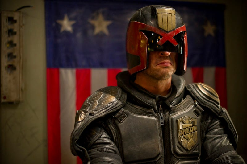 Illustration for article titled If It Ever Happens, The Next Dredd Movie Would Be A Prequel