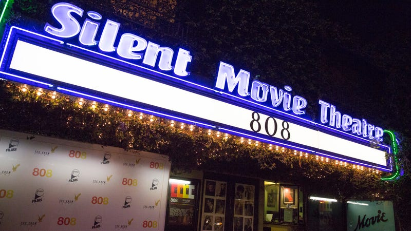 Image of the Silent Movie Theater, run by Cinefamily, via Getty