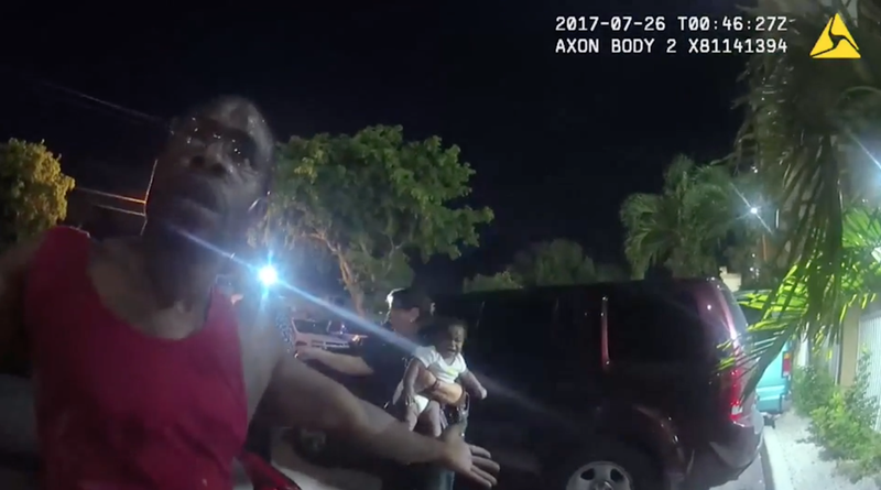 Illustration for article titled Bodycam Footage of Florida Deputy Grabbing Black Father by the Throat and Calling Him 'Boy' Sparks Investigation
