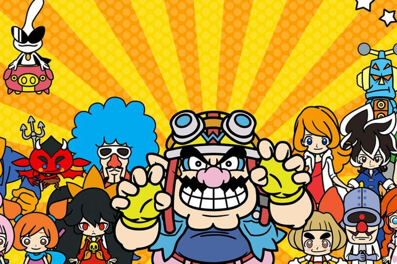Illustration for article titled WarioWare Gold Features Fully Voiced Dialogue, Including Your Own!