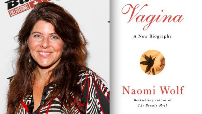 Illustration for article titled The New Yorker Review of Naomi Wolf's Vagina: A Biography Contains Unexpectedly Delightful Passage